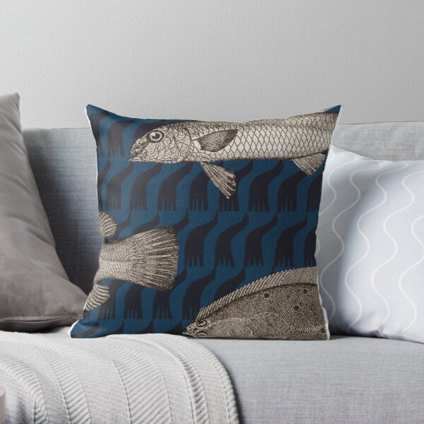 The Shoal Throw Pillow