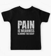 Beast Shirt Mode Gym Workout Weightlifting Workout T-Shirts Kids Tee