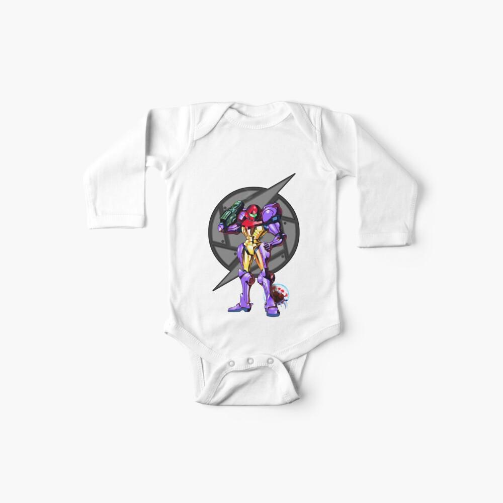 Super Metroid Ende Baby Bodys