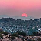 Otherworldly sunrise of Hampi, India by Svetlana Korneliuk