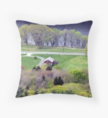 Riverside Throw Pillow