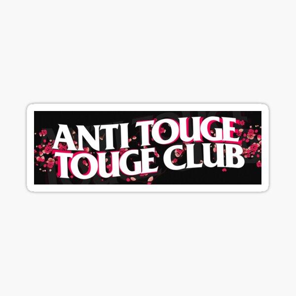 CLUB ANTI TOUGE Pegatina