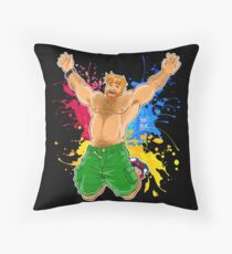 ADAM LIKES SUMMER - GINGER EDITION Throw Pillow