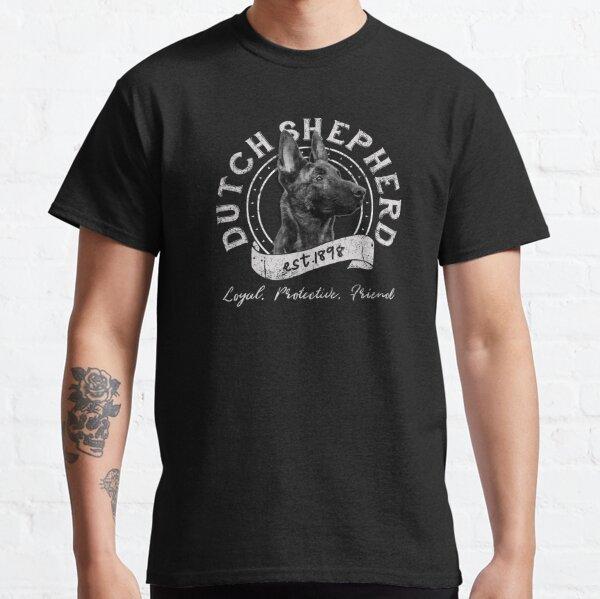 Dutch Shepherd Dog Classic T-Shirt