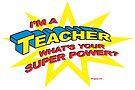 Super Teacher by DougPop