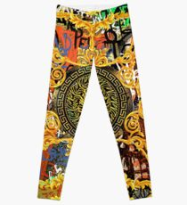 Legging STREET ART KING