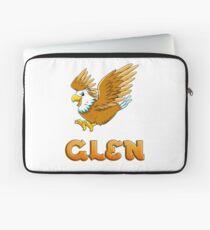 Glen Eagle Sticker Laptop Sleeve