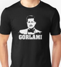Camiseta unisex Inglorious Basterds Aldo Raine Gorlami Tshirt
