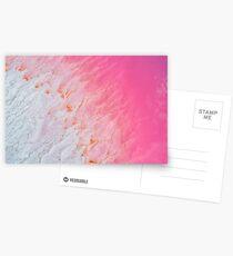 Kalbarri Pink Salt Lake- Western Australia   Postcards