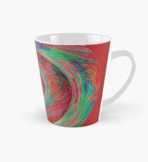 Abstract spiral sphere Tall Mug