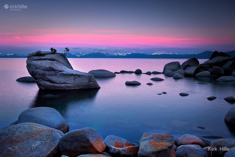 Lake Tahoe - United States Landscape by Kirk  Hille