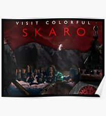 Visit Colorful Skaro Poster
