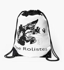 The Rolistes Podcast - Kaiju Bojo (Mono) Drawstring Bag
