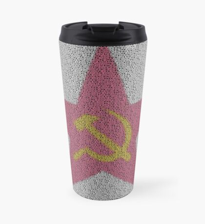 Working Forces by Numbers Travel Mug