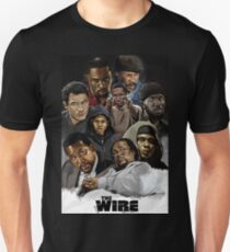 The Wire Merchandise Unisex T-Shirt