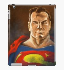 S-MAN HERO iPad Case/Skin