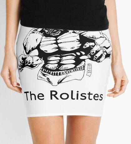 The Rolistes Podcast - Luchador (Mono) Mini Skirt