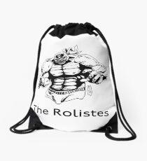 The Rolistes Podcast - Luchador (Mono) Drawstring Bag