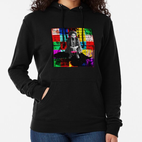 AFROPUNK Phase 4 Ladies Lightweight Long-Sleeve Hooded Graphic T-Shirt