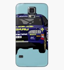 Colin McRae 555 Subaru Impreza Case/Skin for Samsung Galaxy