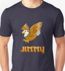 Jimmy Eagle Sticker Unisex T-Shirt
