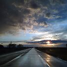 Storm Break... iPhone pic!!! by Jenny Miller