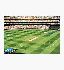2015 ICC World Cup Final Photographic Print