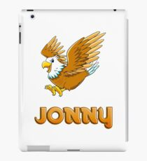 Jonny Eagle Sticker iPad Case/Skin