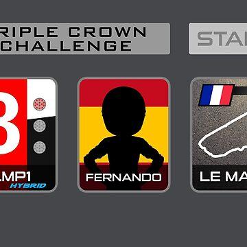 Triple Crown Challenge Le Mans by MD-Colors
