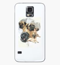 Bullmastiff Revamp Case/Skin for Samsung Galaxy