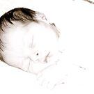 Sleeping Beauty - 8 days old by Larissa Brea