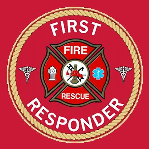 Fire Rescue First Responder by henrytheartist