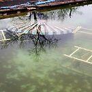 Pool Closed: Abandoned Resort by Cheri Sundra