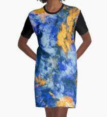Out of Time and Space  Graphic T-Shirt Dress