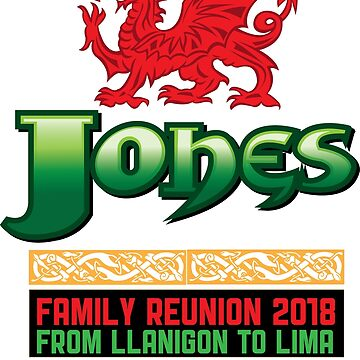 Jones Family Reunion 2018 by magichammer