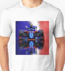 PIERRE GASLY - FRANCE - 2018 Unisex T-Shirt