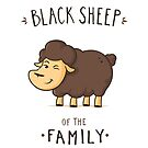 Black Sheep Of The Family by zoljo