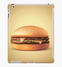 Cheeze!!! Burger iPad Case/Skin