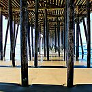 Under the Pier by Cheri Sundra