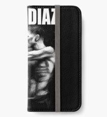 Nick Diaz iPhone Wallet/Case/Skin