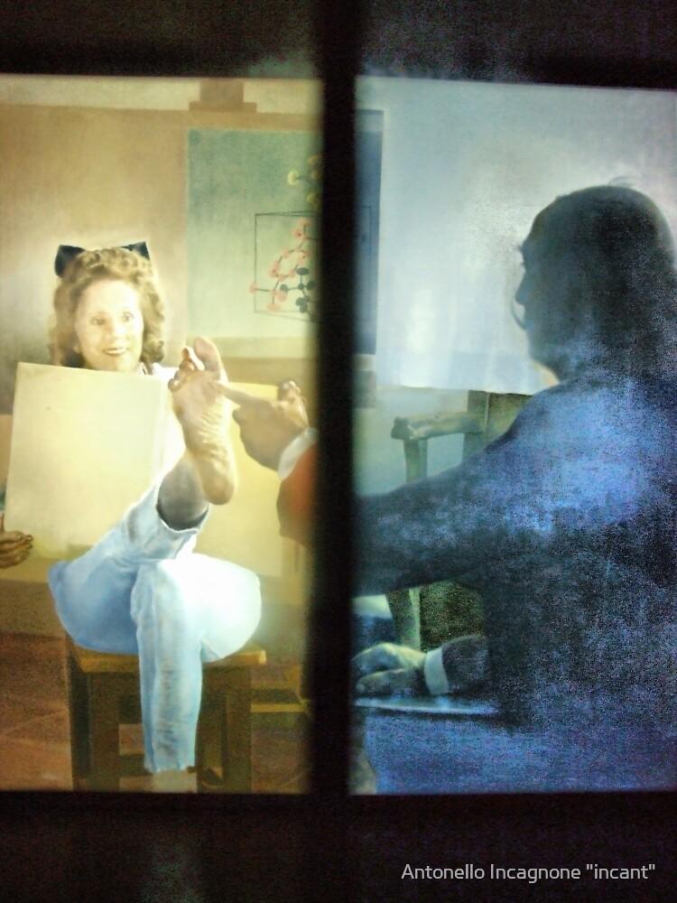 """D'Alì mirror by Antonello Incagnone """"incant"""""""