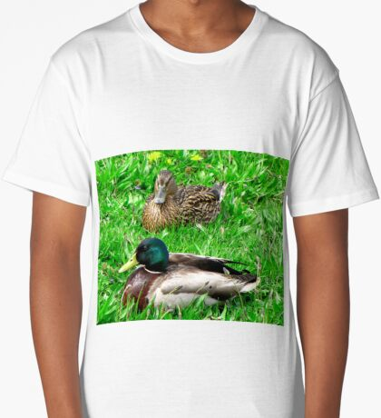 Things are just Ducky here ! Long T-Shirt