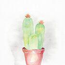 Triple Cactus by dreampigment