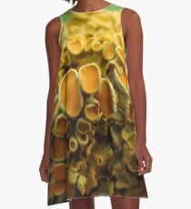Wild Popcorn? A-Line Dress