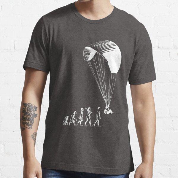 Gleitschirm-Evolution Essential T-Shirt