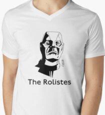 The Rolistes Podcast - Nosferatu (Mono) V-Neck T-Shirt