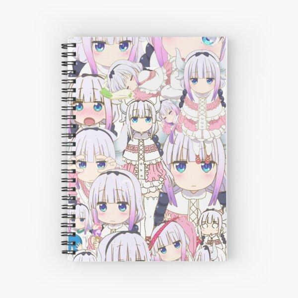 Kanna Spiral Notebook