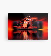 Sebastian Vettel #5 - Germany (2018) Metalldruck