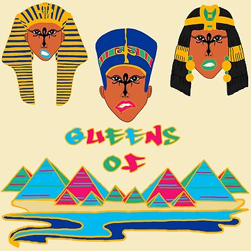 3 Queens by sayers