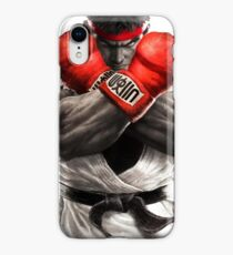 street fighter ryuk iPhone XR Case